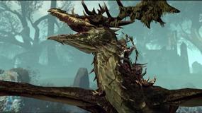 Total War: Warhammer - generał Leśnych Elfów i leśny smok