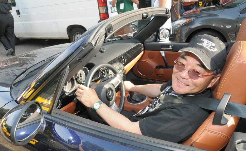 Tom Matano, projektant Mazdy MX-5