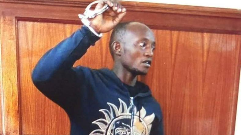 Boniface Murage, who admitted to smuggling daughter out of KNH in a paper bag