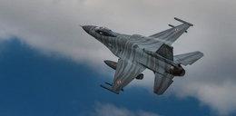 Najnowocześniejsze pociski dla naszych F - 16 trafiły w punkt!