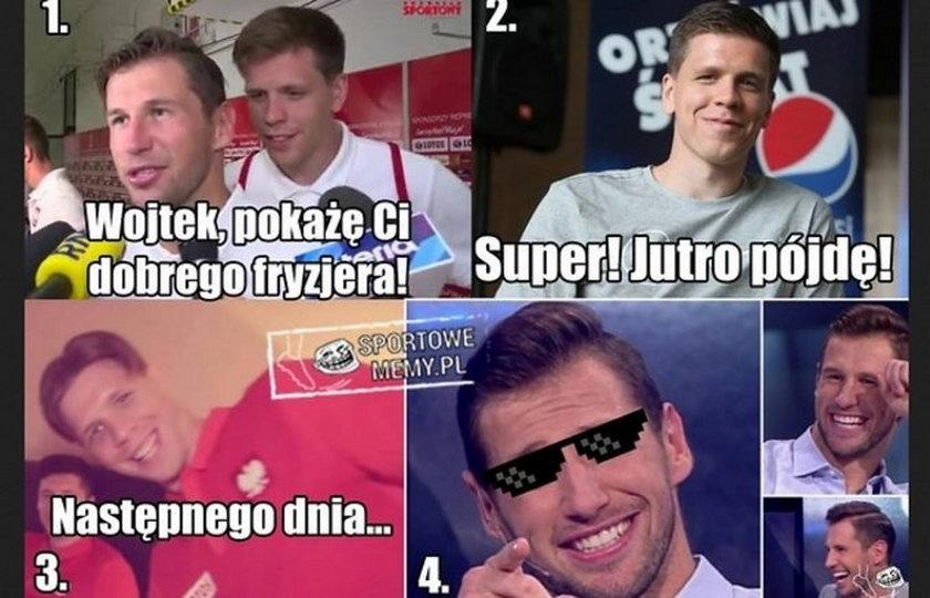 Marek Mostowiak w kadrze Nawałki? Memy po meczu z Serbią!