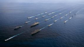 Grupa uderzeniowa lotniskowca - najpotężniejsza formacja wojskowa świata