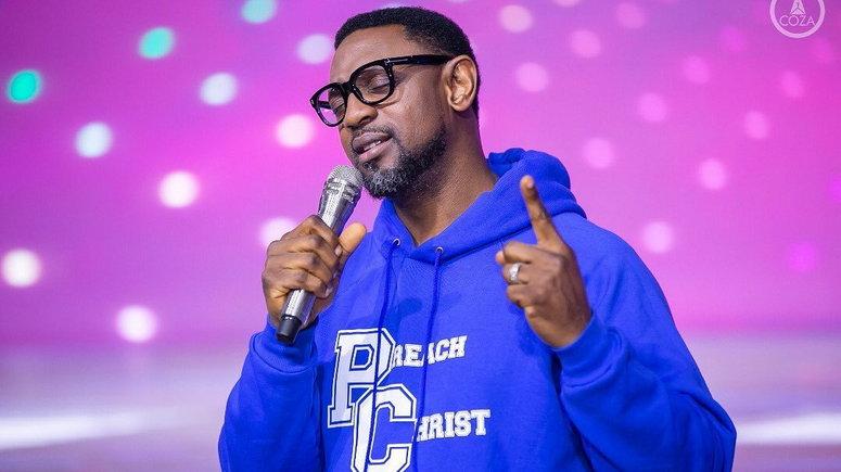 COZA's Pastor Biodun Fatoyinbo [Instragram/Biodun Fatoyinbo]