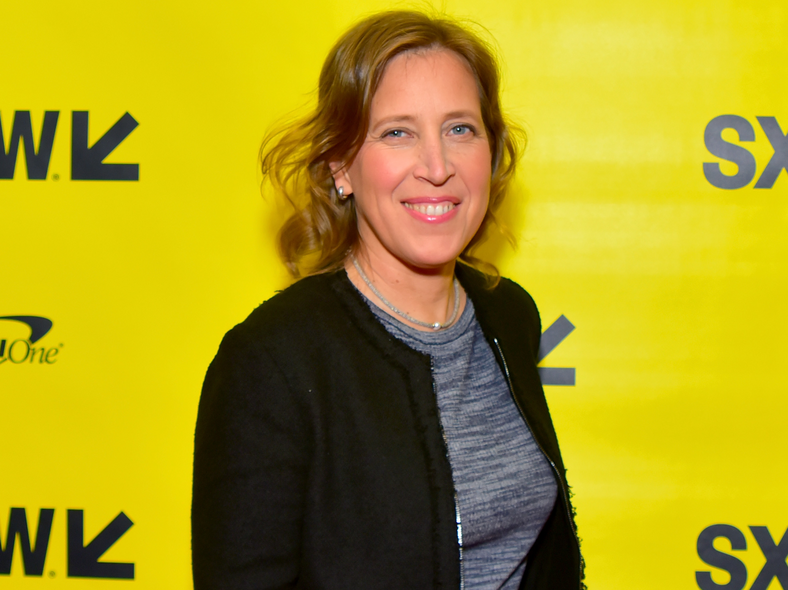 Susan Wojcicki (pronounced whoa-jit-ski) is 50 years old and a Silicon Valley native.