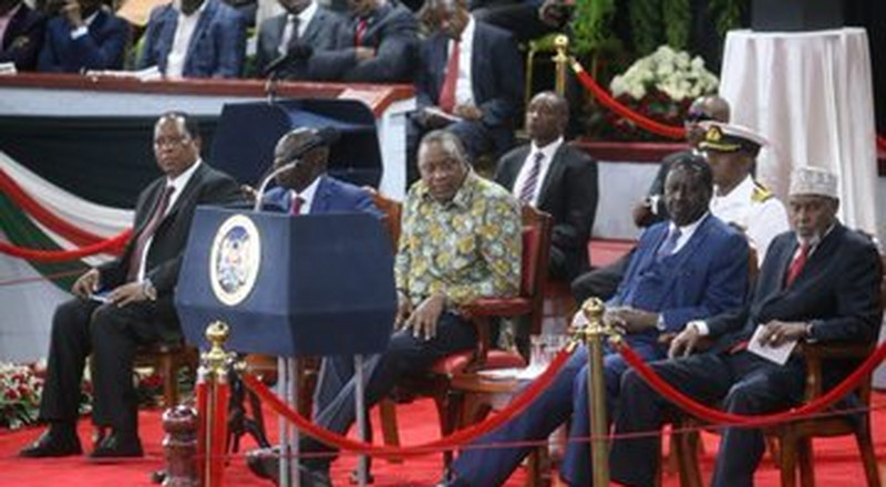 President Kenyatta extends term of BBI Taskforce