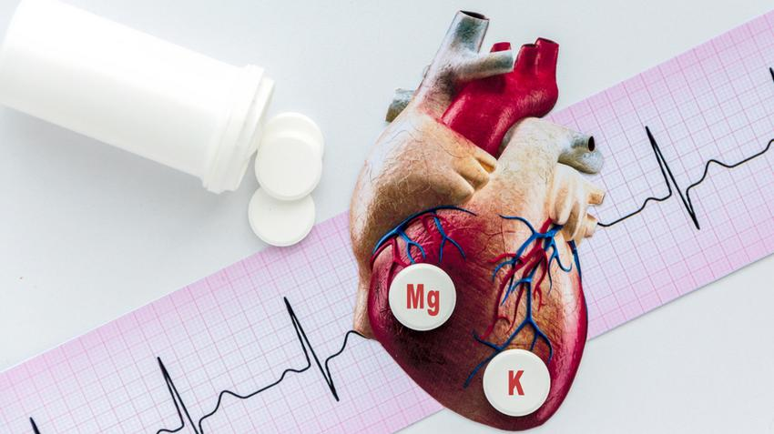 kálium hiány magas vérnyomás