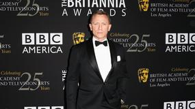 Daniel Craig nie chciał grać Bonda