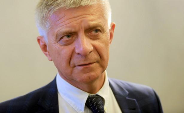 Marek Belka, były premier i prezes Narodowego Banku Polskiego.
