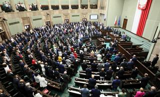 Sejm o Gawłowskim: Poseł pozbawiony wolności - bez uposażenia