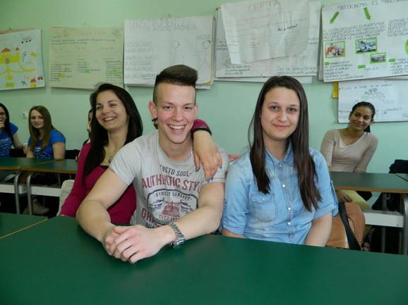 Dijana Kovač, Adam Solar i Tamara Poša