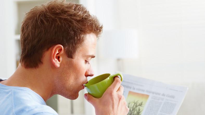 Kawa ma zbawienne działanie - chroni przed rakiem