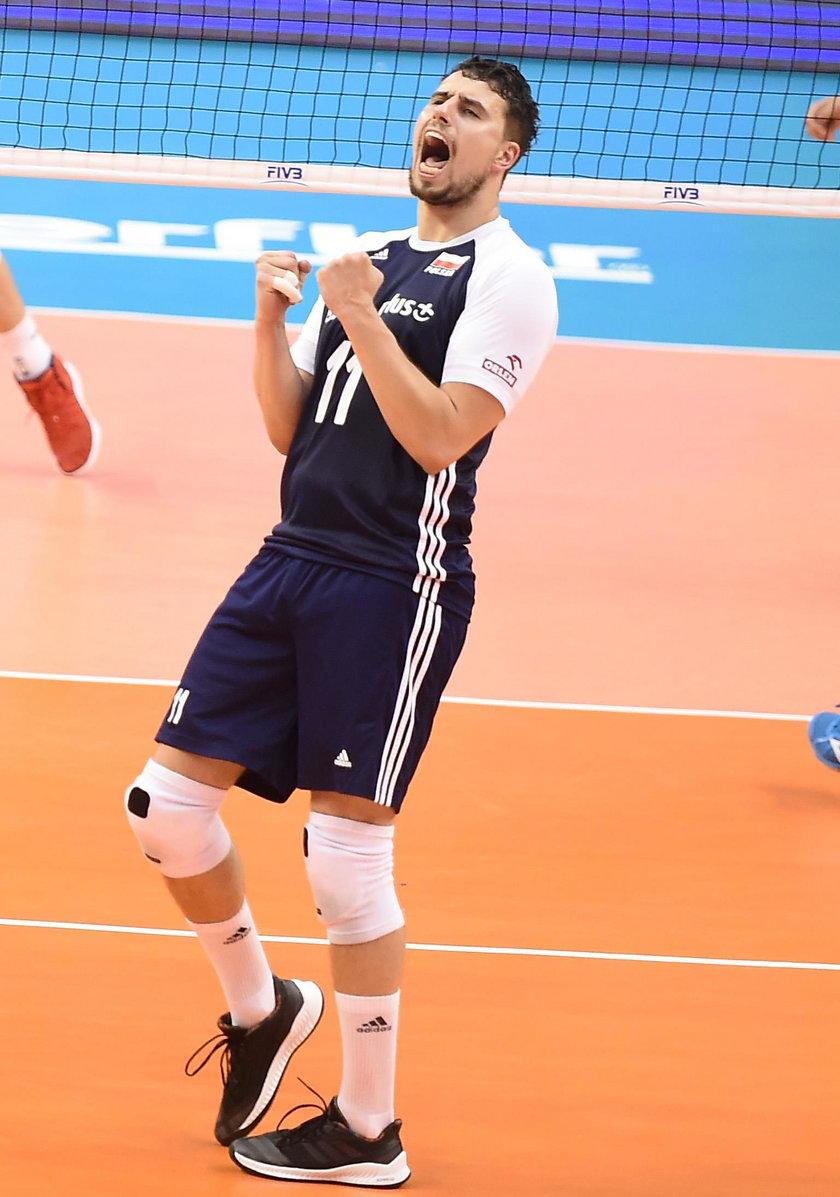 23.09.2018 POLSKA - SERBIA SIATKOWKA FIVB VOLLEYBALL MEN'S WORLD CHAMPIONSHIP 2018