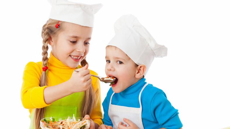 Czy to może zachęcić maluchy do jedzenia zdrowych rzeczy?