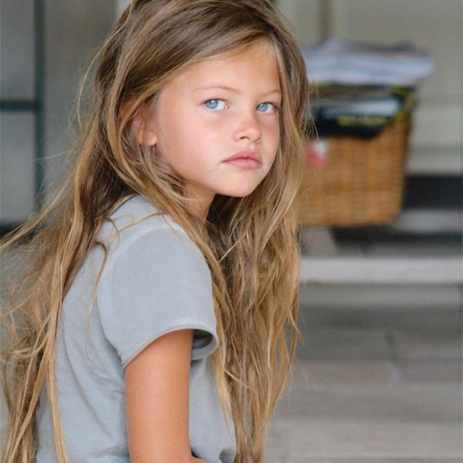 Mala Tilan postala je zvezda već sa četiri godine!