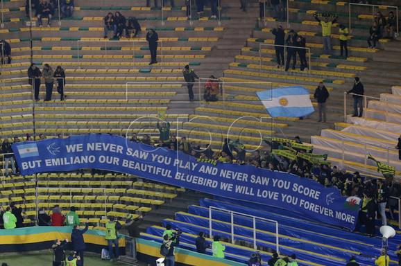 Dirljiva poruka Kardifovih navijača preminulom Argentincu