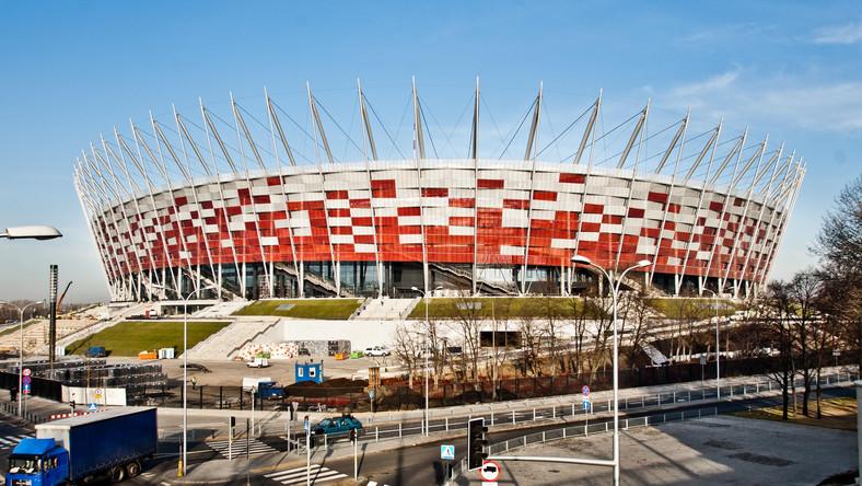 Polska - Portugalia na Stadionie Narodowym. Jest zgoda policji