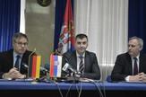 Aksel Ditman, Zoran Đorđević i Zoran Martinović
