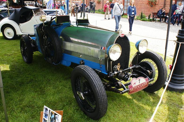 Bugatti T40 z 1928 roku