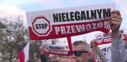 """Strajk taksówkarzy w Warszawie. """"Pasażer staje się paserem"""""""