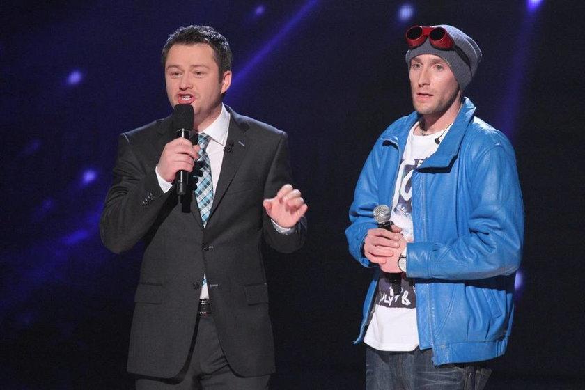 X Factor 2012 - prowadzi Jarosław Kuźniar