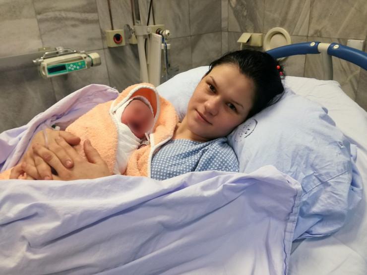 prva beba
