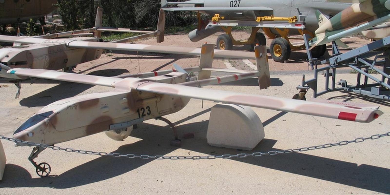 IAI Scout - protoplasta współczesnych dronów militarnych