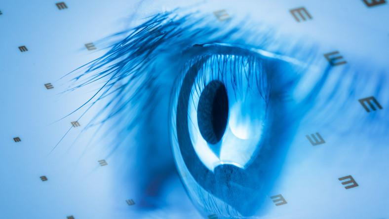 Proteza oka chroni oczodół i uniemożliwia jego kurczenie się