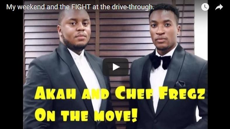 New episode of Akah Bants featuring Chef Fregz
