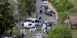 Wybuch samochodu pułapki. Wiele ofiar