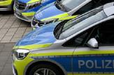 Nemačka Policija EPA Sascha Steinbach
