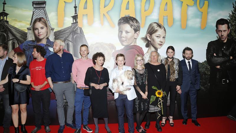 """Tarapaty"" - premiera filmu"