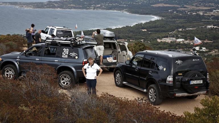 Klub Pajero na Korsyce: powrót na piękną wyspę
