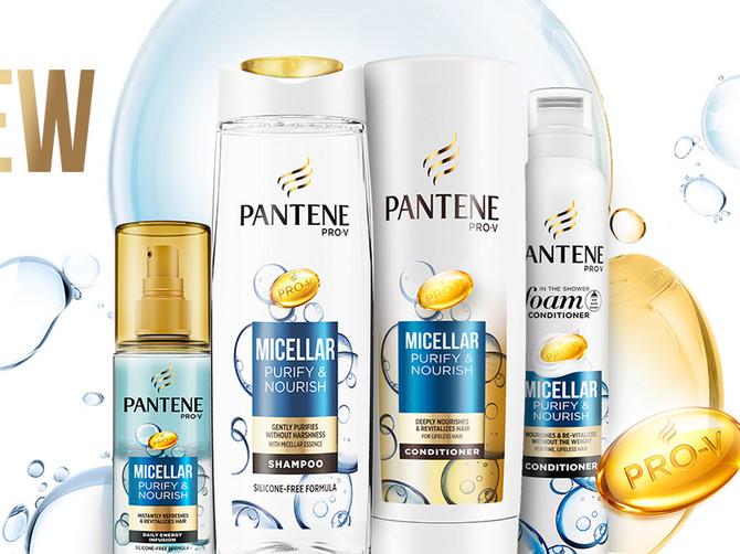 Pantene predstavlja novu liniju proizvoda: Revolucionarni način dubinskog pranja kose