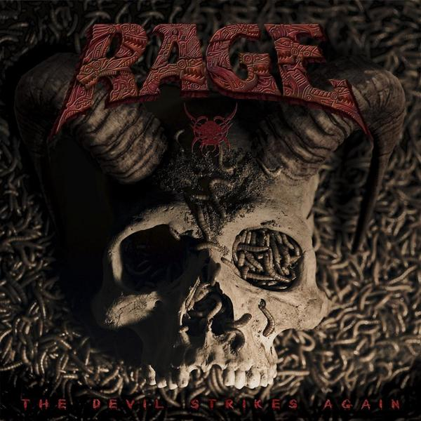 "RAGE – ""The Devil Strikes Again"""