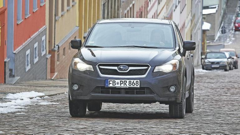 100 tys. km Subaru XV