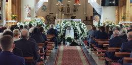 Pogrzeby ofiar wypadku busa pod Gliwicami