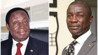 Running to Parliament for 'cover up' will not save you - BoG governor jabs Duffuor, Amoabeng