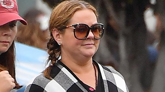 Lassan elfogy a színésznő: Újabb 30 kilót fogyott Melissa McCarthy | Femcafe