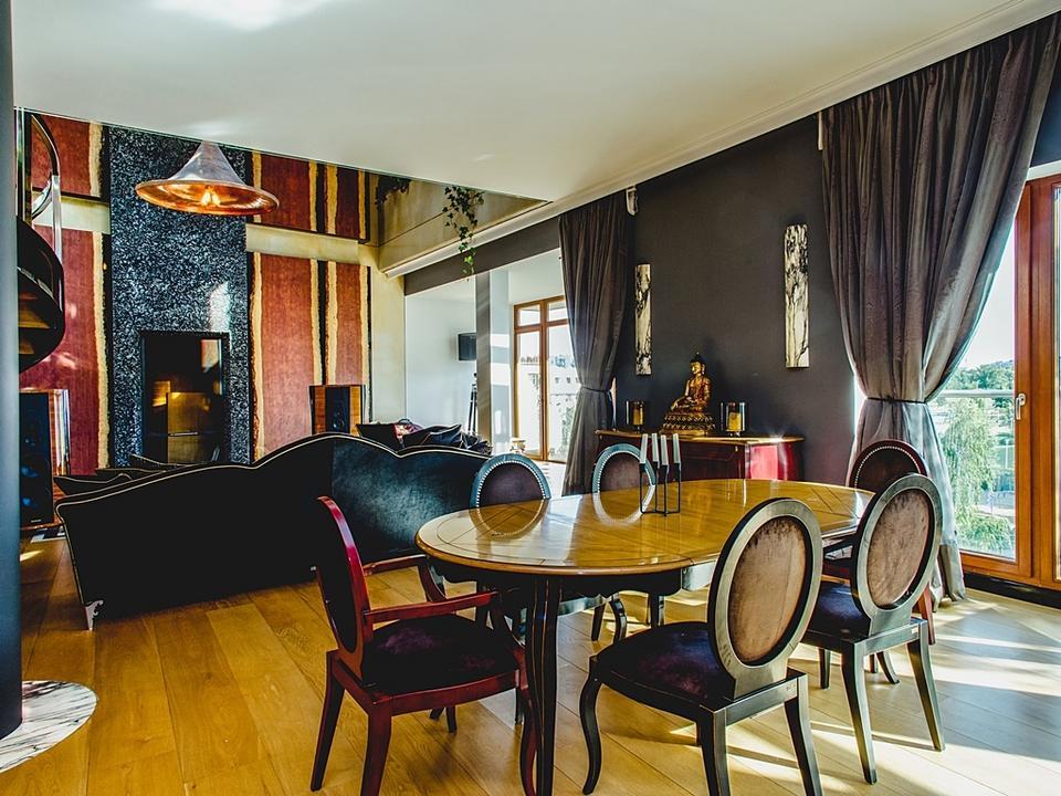 Apartament w Warszawie, ul. Warowna (281,1 m2), cena: 7 200 000 zł