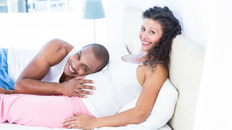 Being a great man to your pregnant wife or partner is non negotiable [Credit - Freepik]