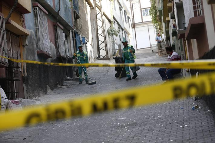 Bomb attack in Gaziantep kills at least 30