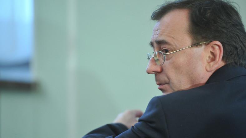 Były szef CBA przed sądem za aferę gruntową