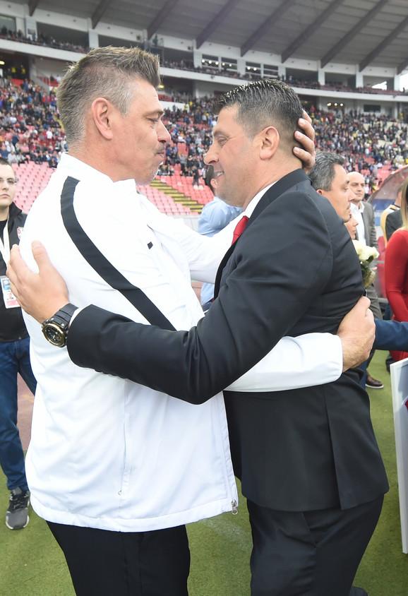 Savo Milošević i Vujadin Savić