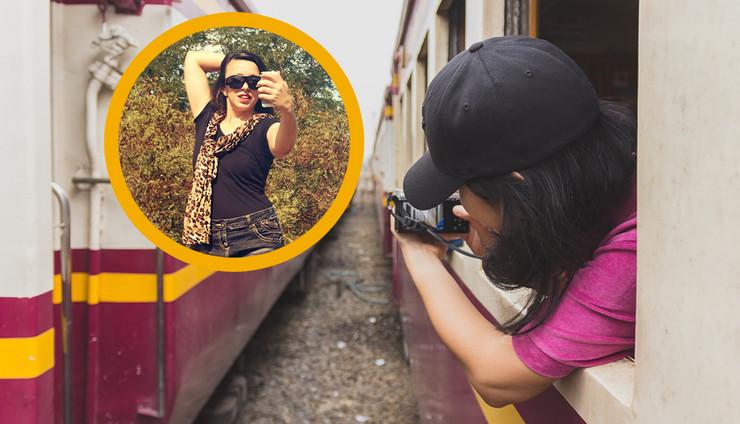 Devojčicu udarila struja dok se fotografisala na vozu