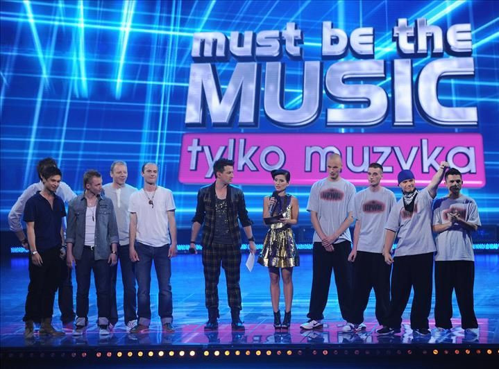 "Finał ""Must be the music"""