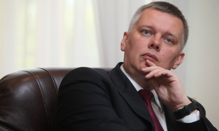 Tomasz Siemoniak, szef MON i wicepremier w rządzie Ewy Kopacz