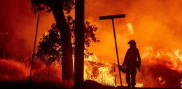 Wielki pożar w Kalifornii. Jeden z największych w historii