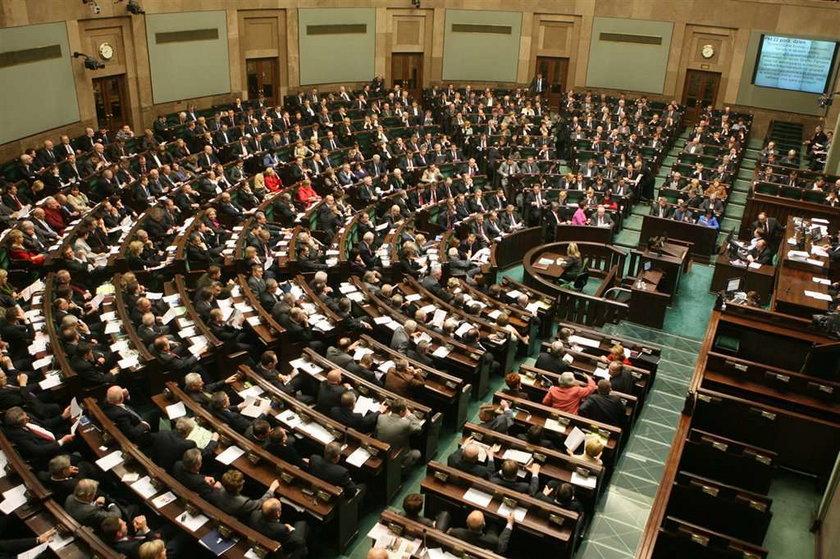 Sejm nie dał emerytom