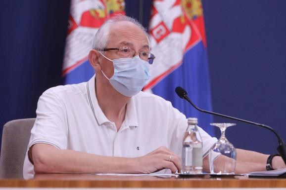Dr Predrag Kon, epidemiolog