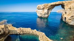 Zawalił się symbol Malty - Azure Window
